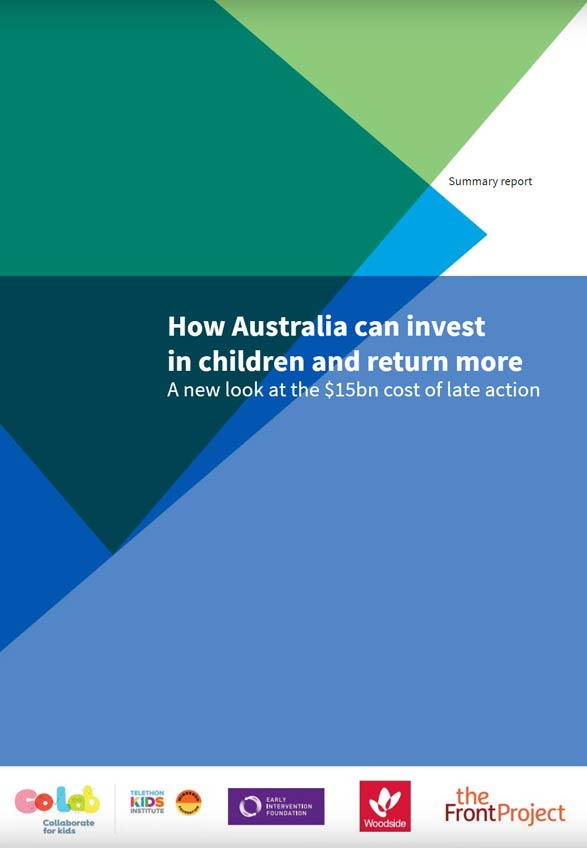 How Australia can invest in children and return more