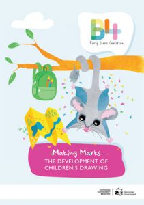 Making Marks: The Development of Children's Drawing